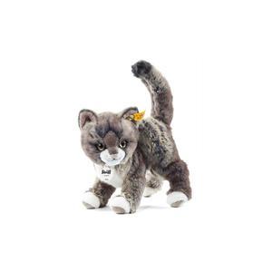 STEIFF Kitty Katze 25cm grau/beige