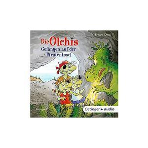 CD HÖRBUCH Die Olchis - Gefangen auf der Pirateninsel (2CD)