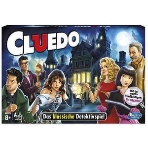 HASBRO Cluedo - Edition 2016