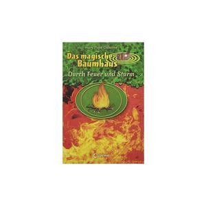 LOEWE VERLAG Das magische Baumhaus - Durch Feuer und Sturm (Gebundene Ausgabe)