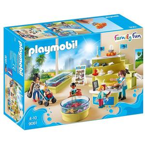 PLAYMOBIL Family Fun - Aquarium Shop 9061