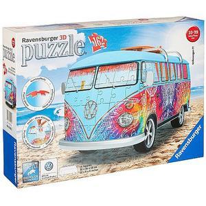 RAVENSBURGER 3D Puzzle - Volkswagen T1 Indian Summer