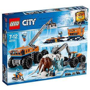 LEGO City - Arktis Mobile Forschungsstation 60195