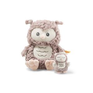 STEIFF Soft Cuddly Friends Ollie Eule Spieluhr 21cm 241840
