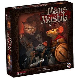 HEIDELBERGER SPIELEVERLAG Brettspiel - Maus & Mystik