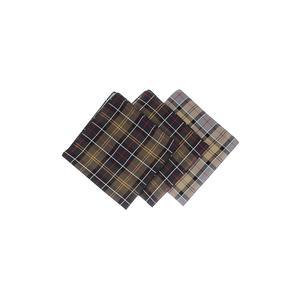 BARBOUR Stoff-Taschentücher Squares Tartan