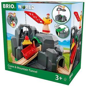 BRIO Große Goldmine mit Sound-Tunnel 33889