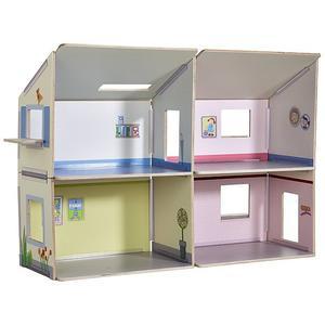 HABA Little Friends - Puppenhaus Villa Sonnenschein