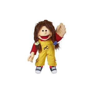 LIVING PUPPETS Handpuppe - Zwilling Lou 65cm W661