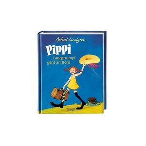OETINGER VERLAG Buch - Pippi Langstrumpf geht an Bord, farbig (Gebundene Ausgabe)
