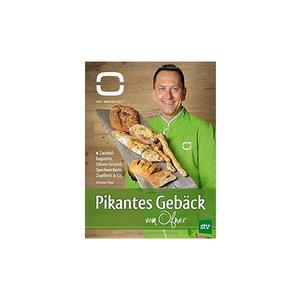 STOCKER VERLAG Kochbuch - Pikantes Gebäck vom Ofner