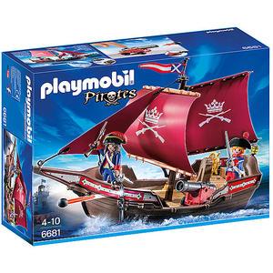 PLAYMOBIL Pirates - Soldaten Kanonensegler 6681