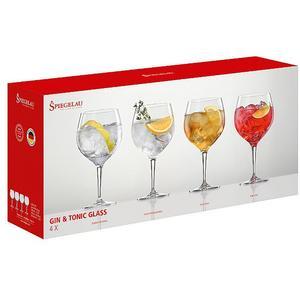 SPIEGELAU Gin Tonic Glas-Set 4 Stück