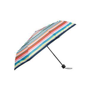 BECKSÖNDERGAARD Regenschirm Multi Stripes