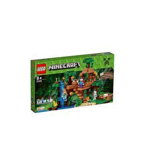 ADVENTURE - Minecraft - Das Dschungel-Baumhaus 21125