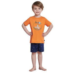SCHIESSER Jungen Pyjama