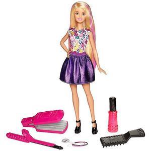 MATTEL Barbie Wellen und Lockenspaß Spielset