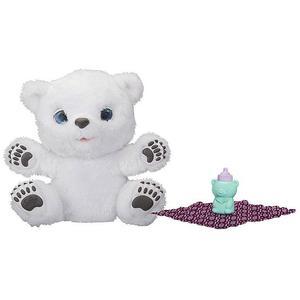 HASBRO FurReal Friends - Mein verspieltes Eisbär Baby