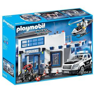 PLAYMOBIL Polizeistation 9372