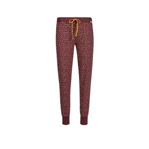 SKINY Loungehose Morning Stretch Aubergine