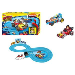 CARRERA Carrera First - Mickey and the Roadster Racers