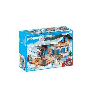 PLAYMOBIL Skihütte 9280