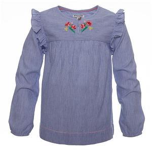 REVIEW Mädchen-Bluse
