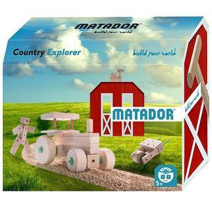 MATADOR Country Explorer 42 Teile