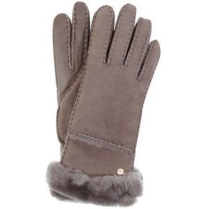 UGG Leder-Handschuhe Seamed