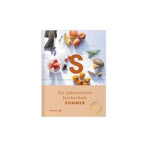 BRANDSTÄTTER VERLAG Kochbuch - Die Jahreszeiten Kochschule Sommer