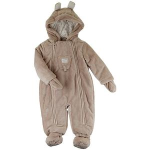 KANZ Baby-Flauschoverall