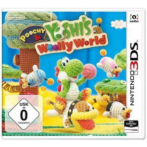 NINTENDO 3DS Poochy & Yoshi's Woolly World