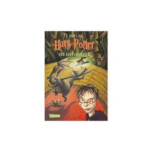 CARLSEN VERLAG Harry Potter und der Feuerkelch - Band 4 (Gebundene Ausgabe)