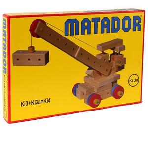 MATADOR Ergänzungs-Baukasten Ki3a (85 Teile)