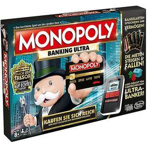 HASBRO Monopoly Banking Ultra - Österreichische Version