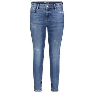 MAC Jeans Skinny-Fit Pearl 7/8