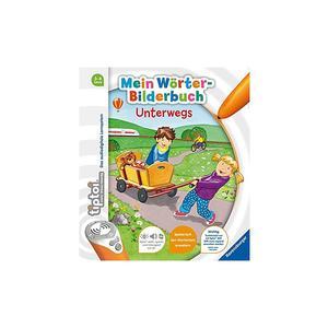 TIPTOI Tiptoi - Buch - Mein Wörter-Bilderbuch Unterwegs