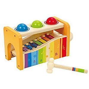 HAPE Xylophon und Hammerspiel aus Holz