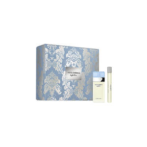 DOLCE & GABBANA Geschenkset - Light Blue Set Eau de Parfum 25ml / 10ml
