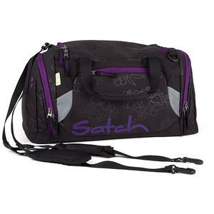SATCH Sporttasche Purple Hibiscus