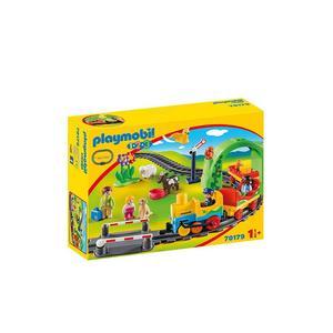 PLAYMOBIL 1,2,3 - Meine erste Eisenbahn 70179