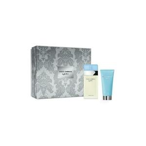 DOLCE & GABBANA Geschenkset - Light Blue Eau de Toilette 50ml/100ml