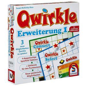 SCHMIDT-SPIELE Qwirkle (Erweiterung)