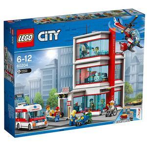 LEGO City - Krankenhaus 60204