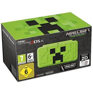 NINTENDO DS Nintendo New 2DS XL - Konsole Creeper Edition