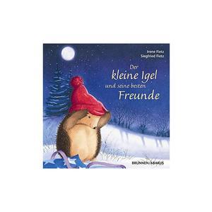 CD HÖRBUCH Hörbuch - Der kleine Igel und seine besten Freunde