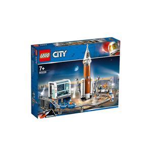 LEGO City Weltraumhafen - Weltraumrakete mit Kontrollzentrum 60228