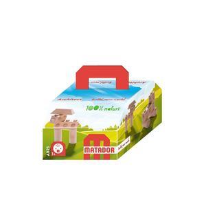 MATADOR Baby-Holzbaukasten ARCHITECT A025