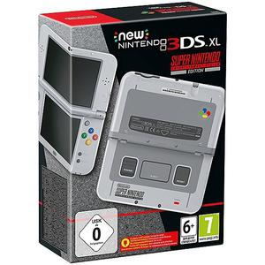NINTENDO 3DS New Nintendo 3DS XL Konsole SNES Edition