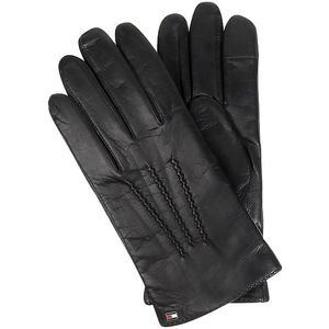 TOMMY HILFIGER Leder-Handschuhe Glove